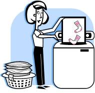 laundrywoman
